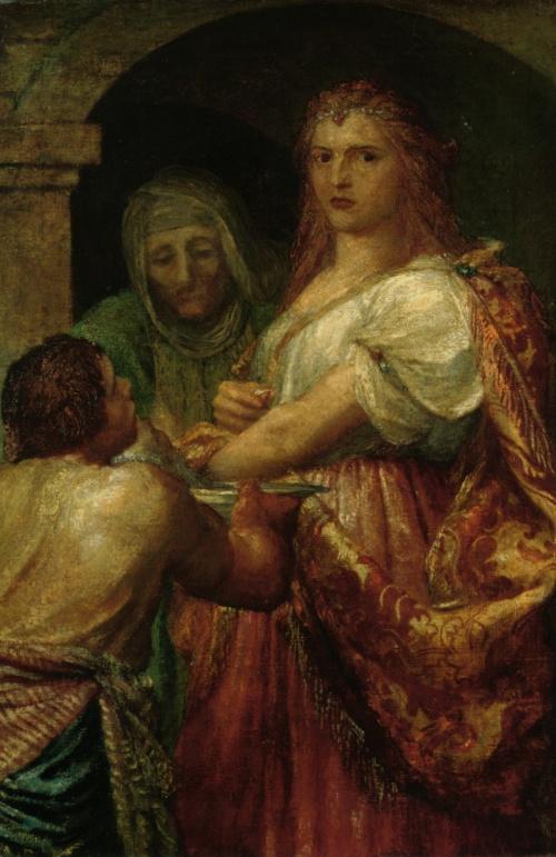 Художник George Frederic Watts (231 работ)