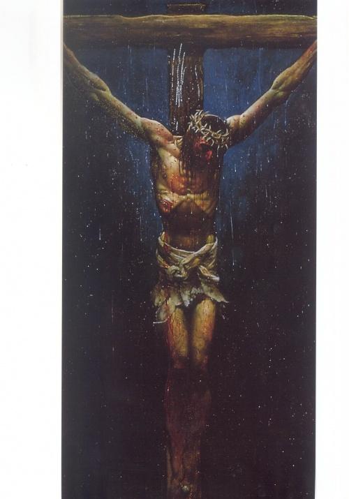 La Biblia by Simon Bisley (130 работ)