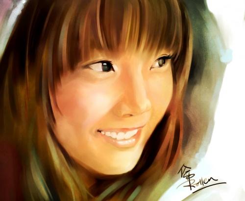 Тан Кок Лун (Tan Kok Loon) - восточные иллюстрации малазийского художника (ник KoweRallen) (139 работ)