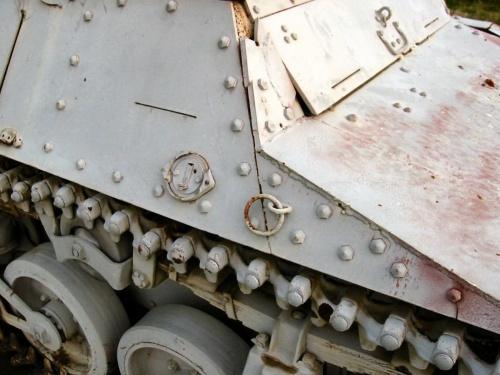 Немецкая САУ Sd.Kfz.135-1 (29 фото)