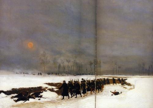 Солдаты Франко-прусской войны 1870—1871 | Dessins des Soldats La Guerre de 1870—1871 (83 работ)