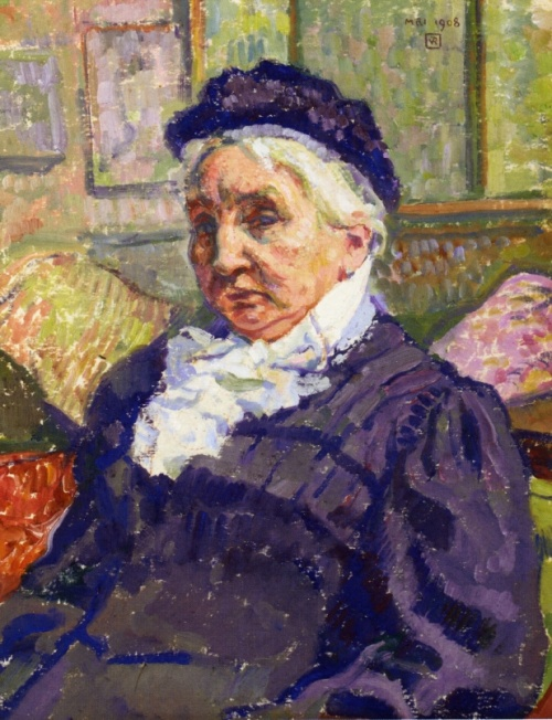 Неоимпрессионизм Theo van Rysselberghe (194 работ)