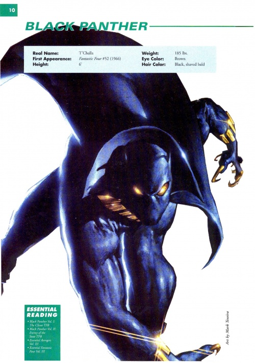 Marvel Encyclopedia Volume 1 HC (204 работ)