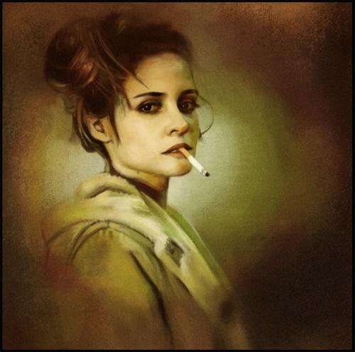 Виктория Гавриленко (Viktoria Gavrilenko (Klepkova)) - шведская художница - иллюстратор, ник Viccolatte (56 работ)