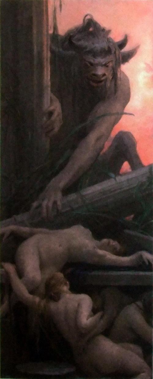 Чешский художник Maxmilian Pirner (1854–1924) (35 работ)