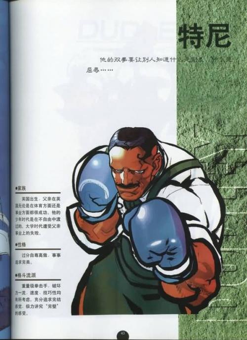 Street Fighter III New Generation Artbook (118 работ)