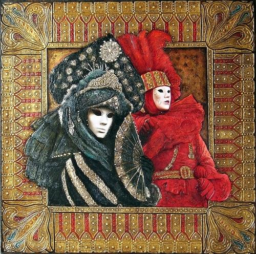 Свой стиль Сергея Кустарева (71 работ)