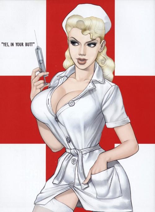 Pin Up Girls (АртБук) (59 работ)