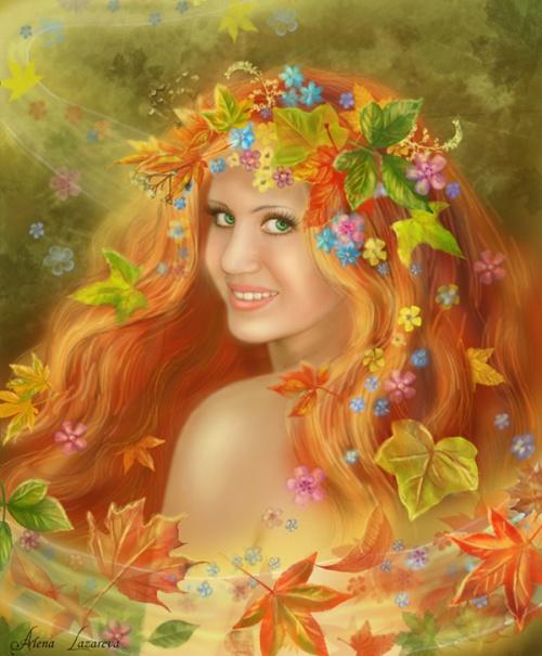 Творчество в фотошопе - ArtWorks Photoshop (300 работ)