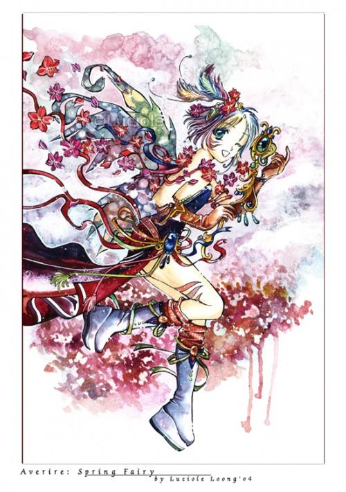Schin Loong - Американский иллюстратор (266 работ)