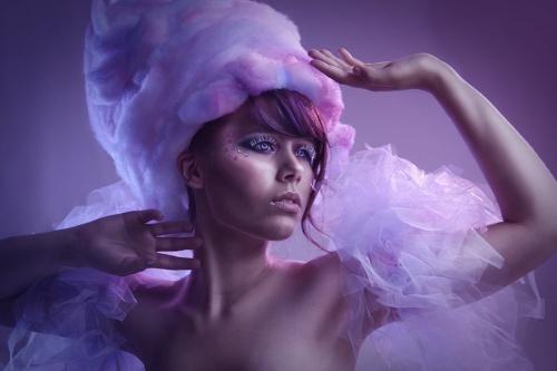 Цифровые манипуляции американской фото-художницы Мишель Моник ( Michelle Monique ) (174 работ)