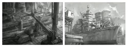 Восточное фэнтези художника из сингапура под ником ml-11mk (144 работ)