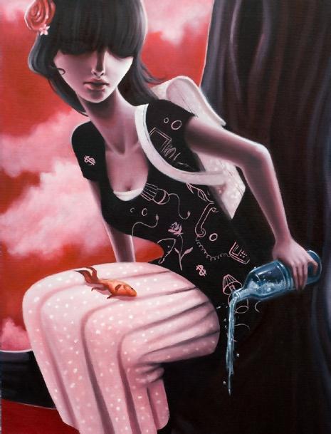 The Art of Sarah Joncas (55 работ)