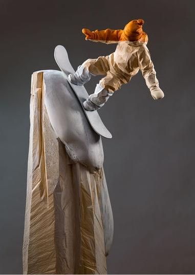 Итальянский художник по дереву Вилли Вергинер (66 фото)