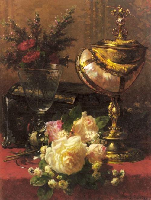 Jean-Baptiste Robie (1821-1901) (20 работ)