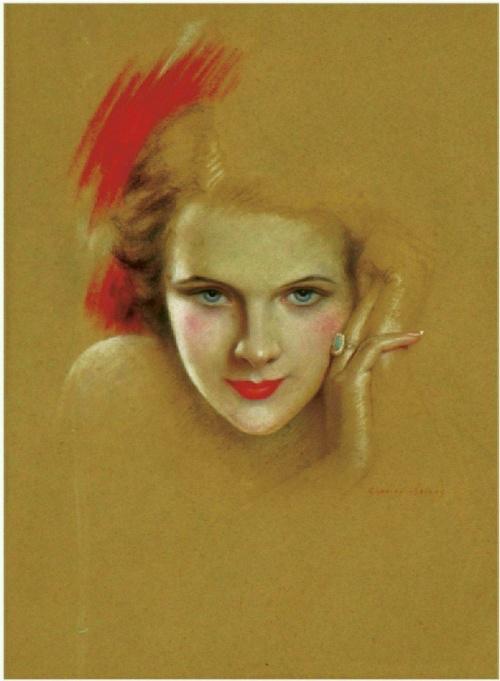 Charles Gates Sheldon (1889-1960) (126 работ)