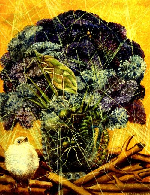 Фрида Кало | Frida Kahlo | XXe (120 работ) (2 часть)
