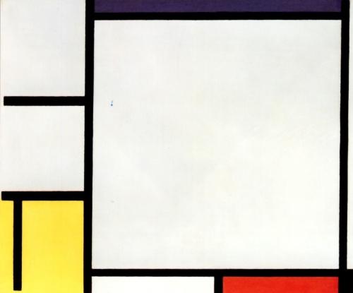 Пит Мондриан | Piet Mondrian (63 работ)