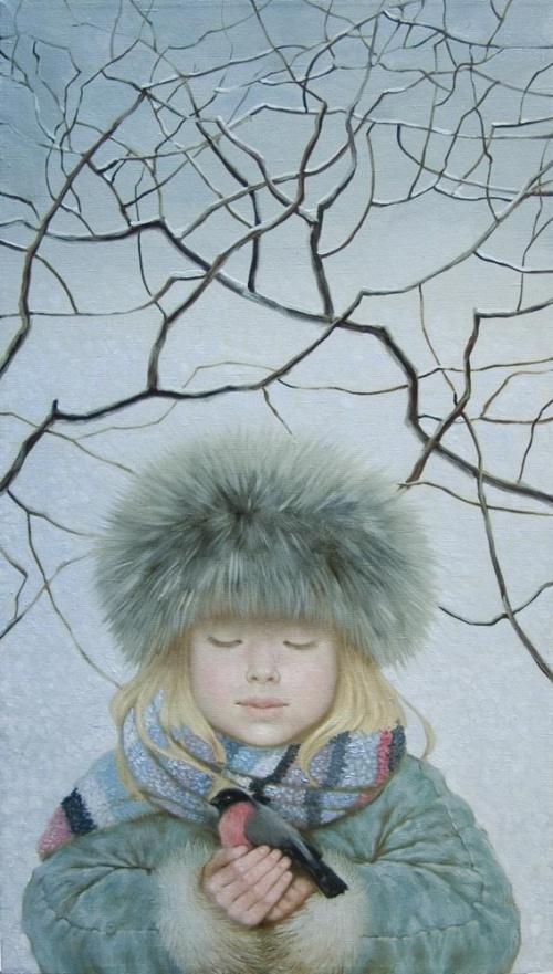 Работы художницы Александры Недзвецкой (Alexandra Nedzvetckaya ) (63 работ)