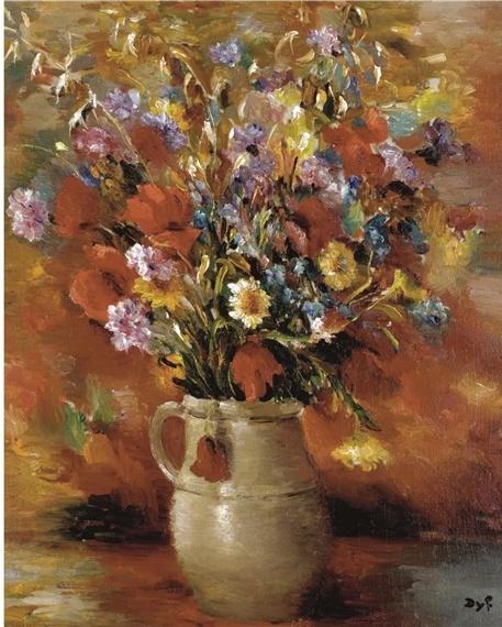 Marcel Dyf (1899-1985) (277 работ)