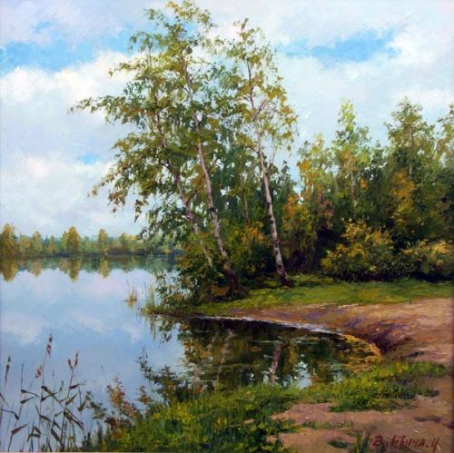Художник Виктория Лёвина (29 работ)