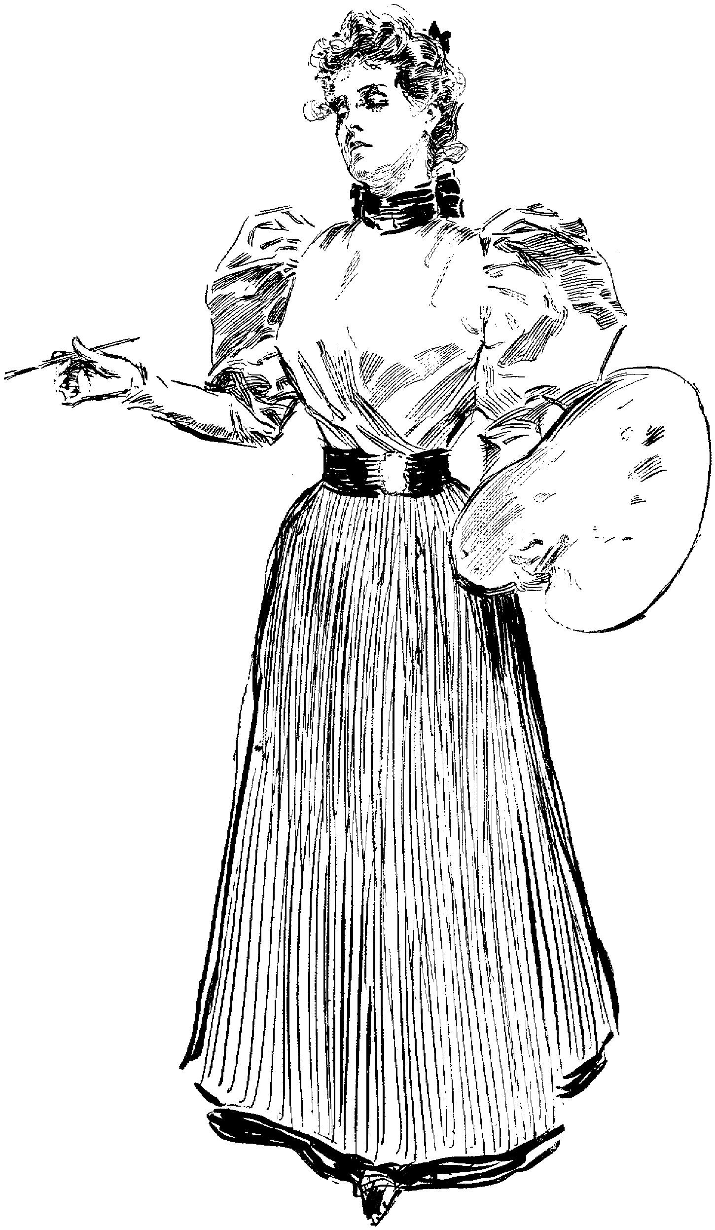 длинные гламурные платья