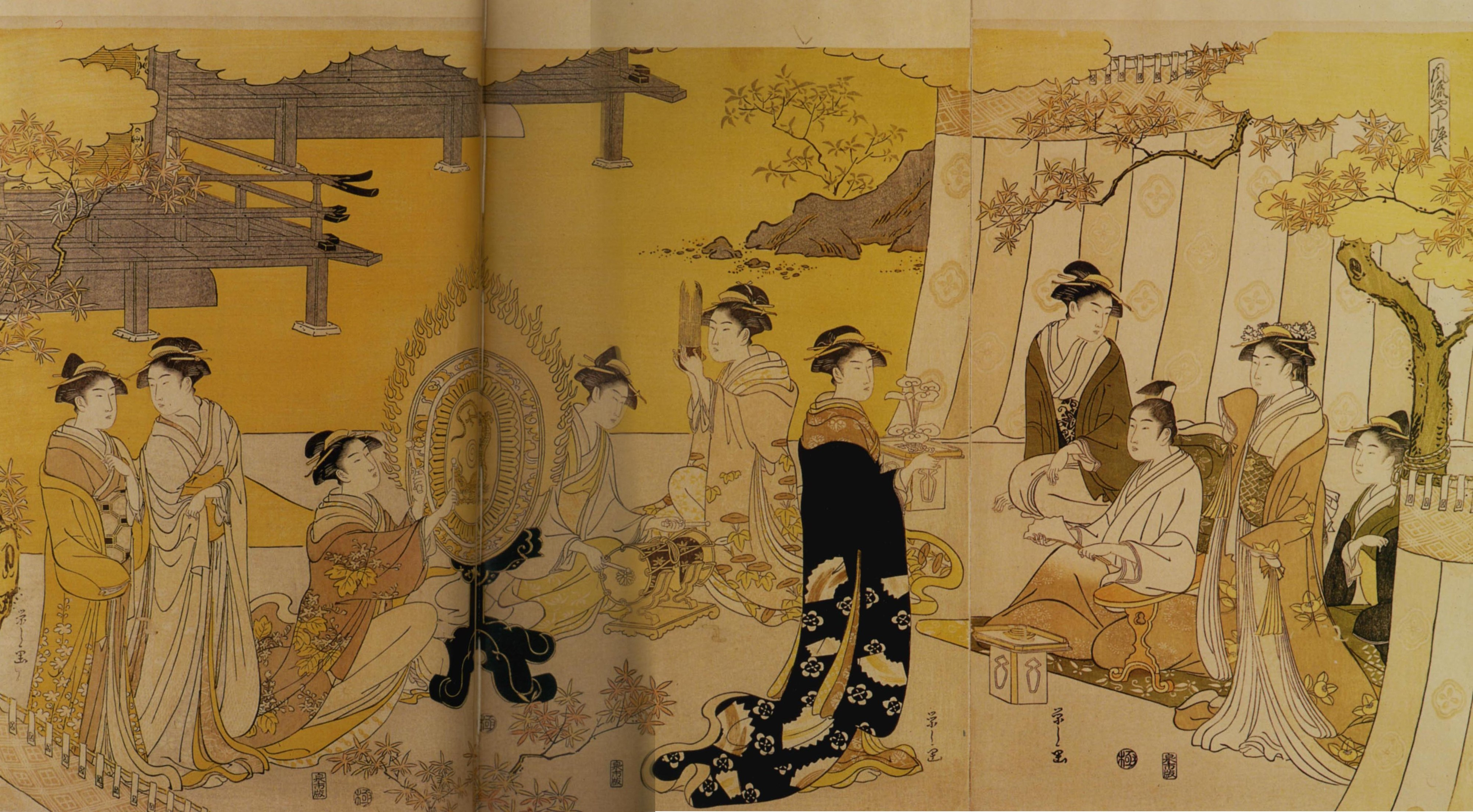 japanese art shinto vs buddhism It is so ingrained in the japanese culture, rituals, art the reason for this is that both japanese buddhism and shinto are part of a cultural heritage.