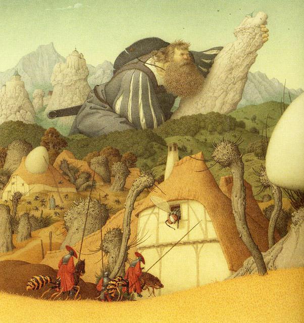 Андрей и Ольга Дугины (71 работ) » Страница 2 » Картины