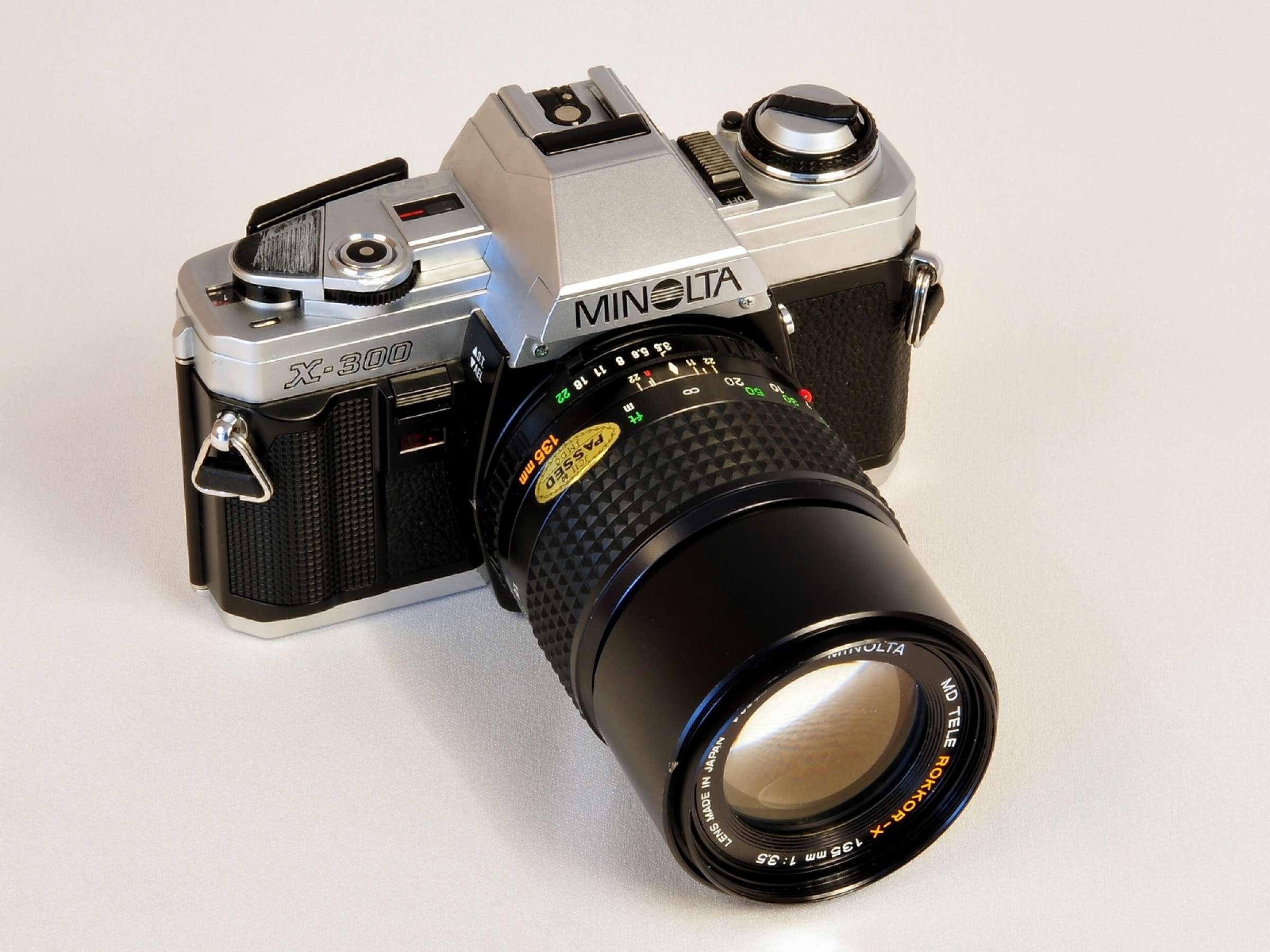некоторое время современные фотоаппараты их отличие от пленочных органза часто