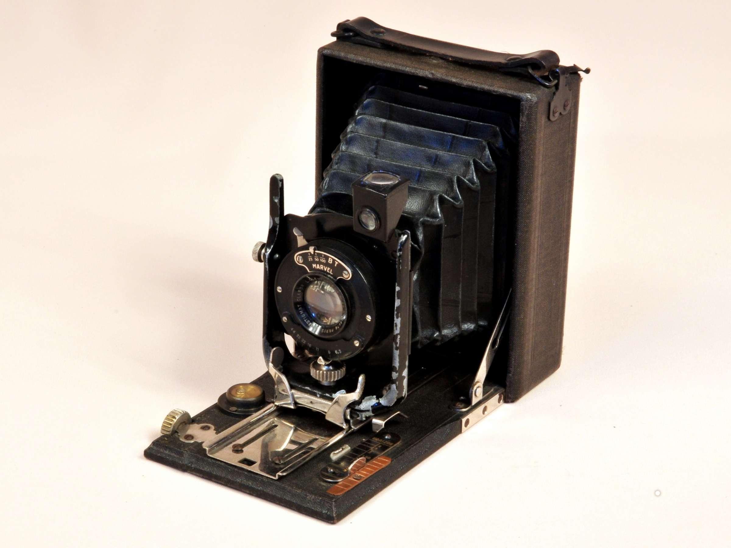дорогой старый фотоаппарат считается
