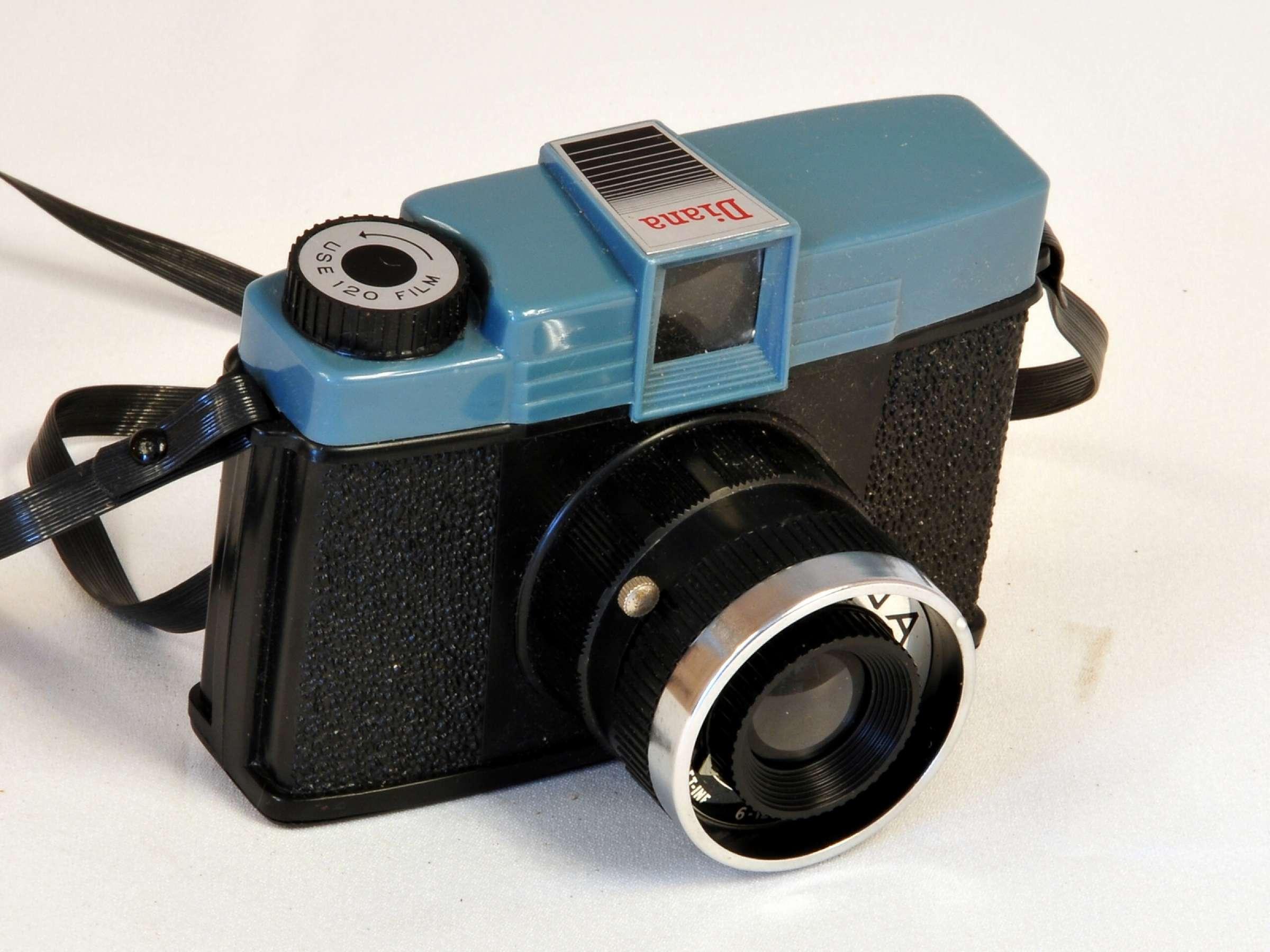 самые необычные серийные фотоаппараты