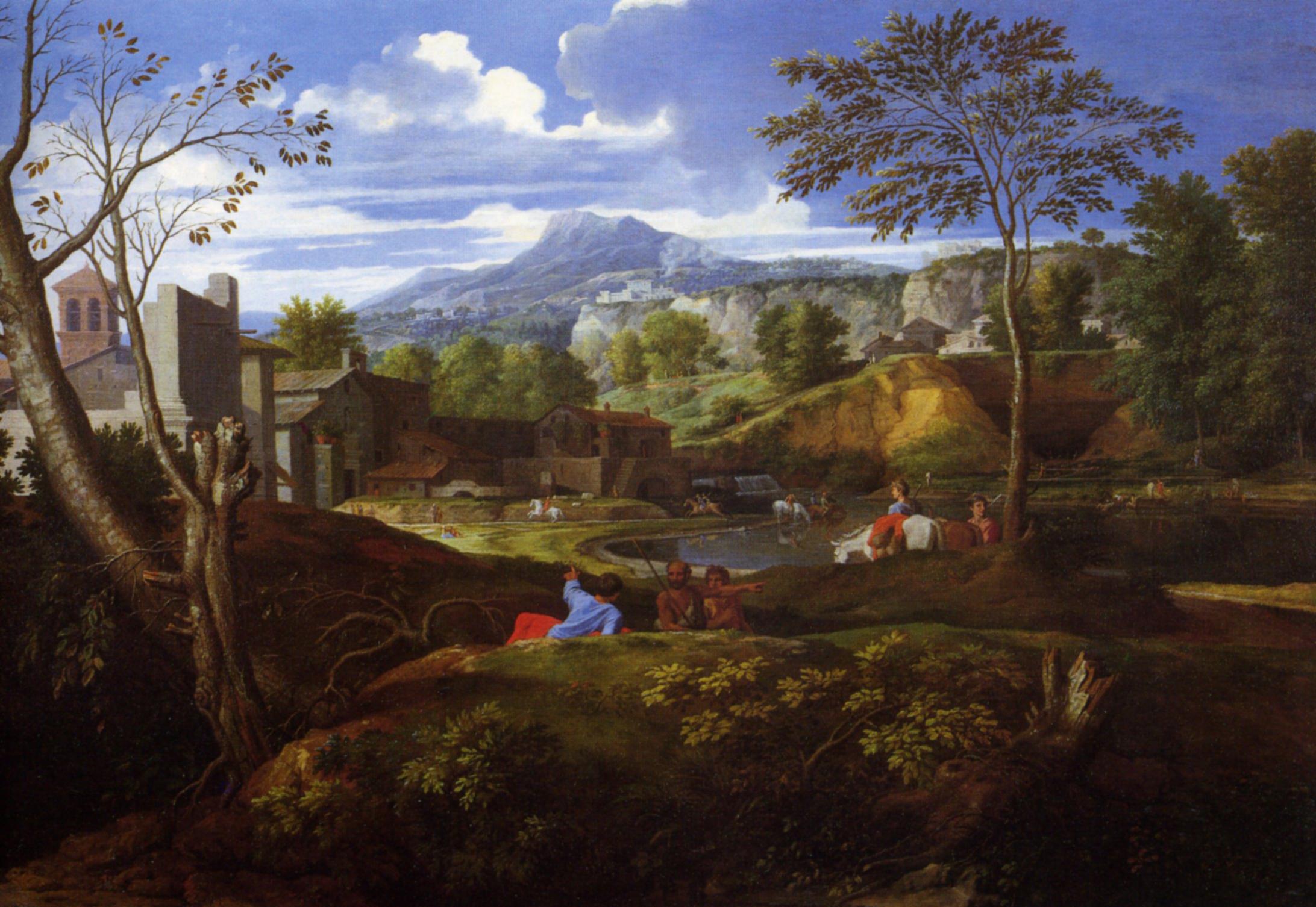 Николя Пуссен | XVIIe | Nicolas Poussin (107 работ) (2 ...