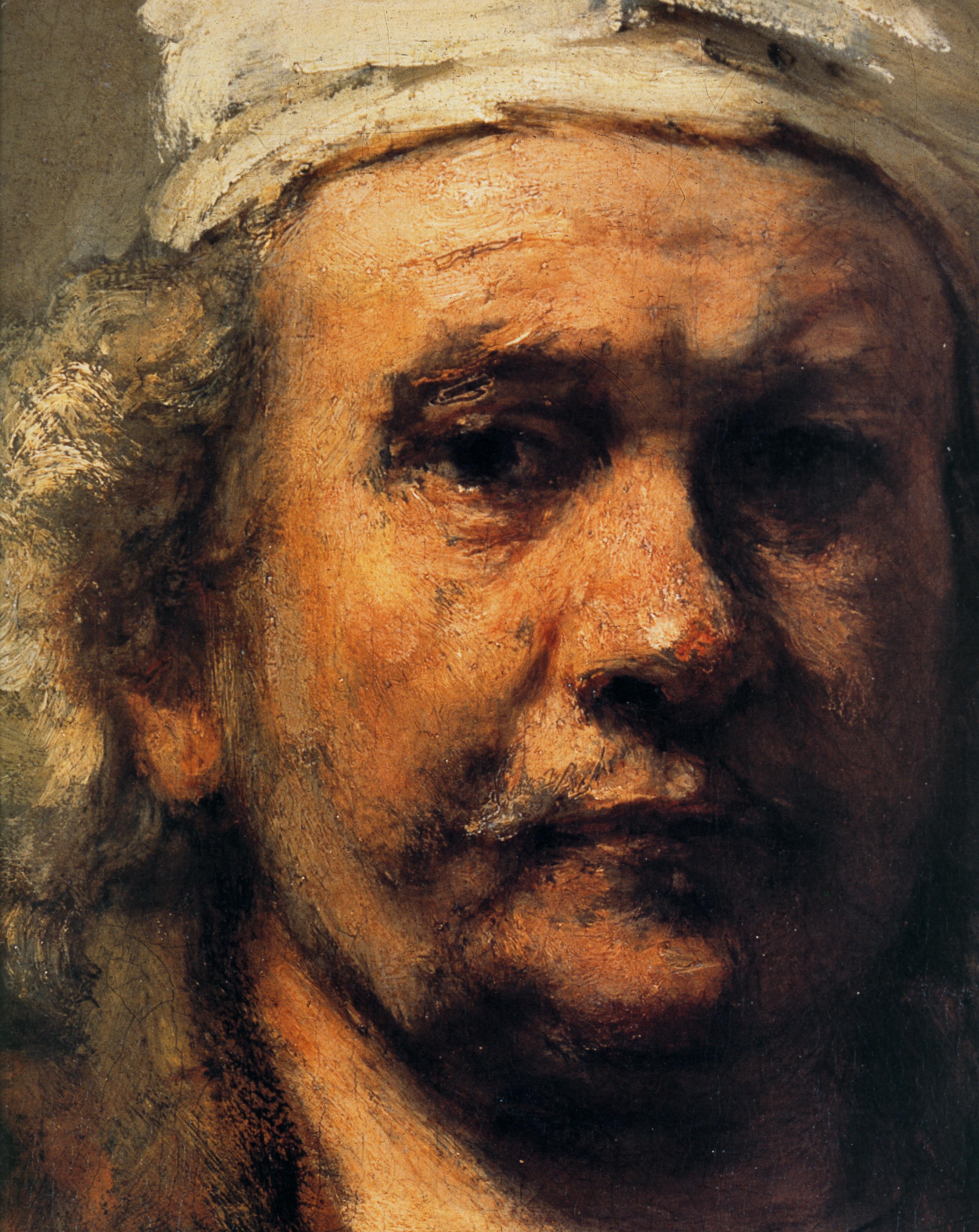 a biography of rembrandt harmenszoon van rijn the famous painter