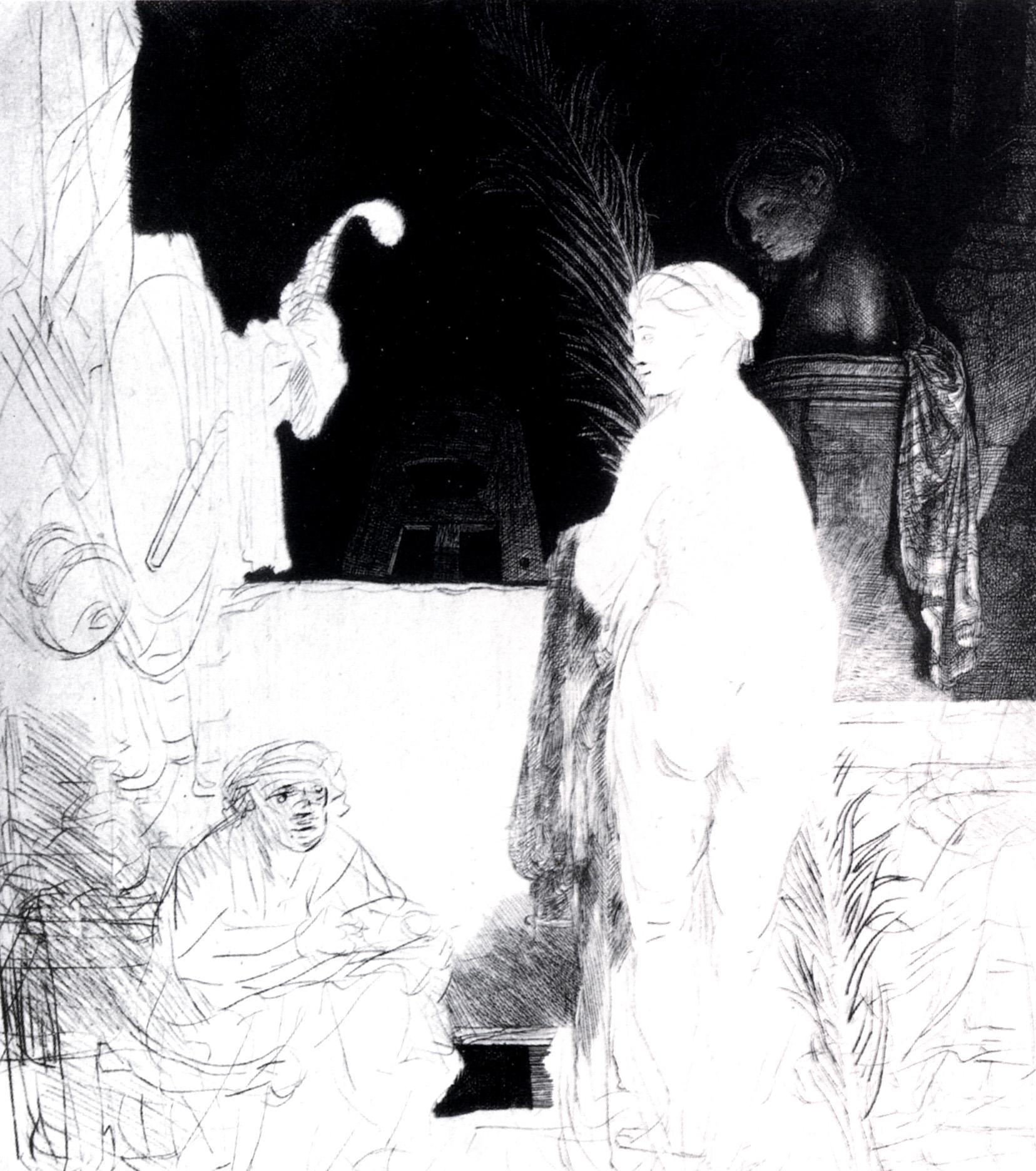 Художницы рисуют натурщиков 1 фотография