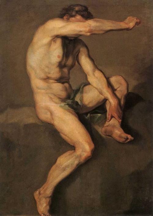 Русский живописец Лосенко Антон Павлович (22 работ)