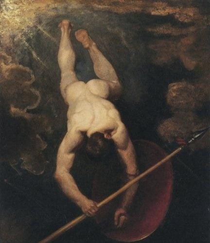 Английский живописец Уильям Этти (William Etty) (163 работ)