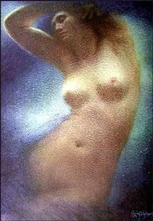 Lucien Levy-Dhurmer (1865-1953) (67 работ)