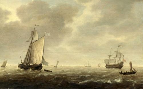 Gallery's London Yacht (20 работ)
