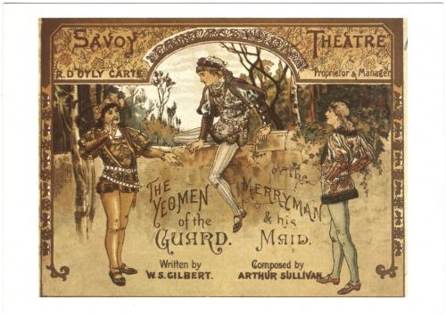 Театральные афиши прошлого века (39 фото)