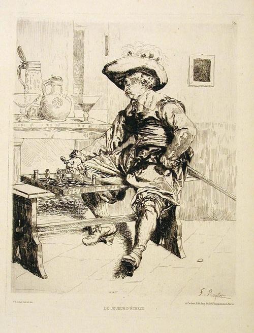 Ferdinand Victor Leon Roybet (1840-1920) (56 работ)