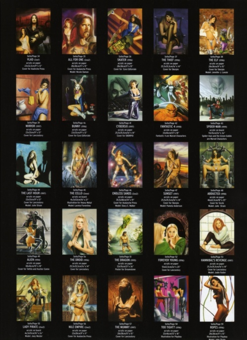 Коллекция ART Fantastix (8 часть)