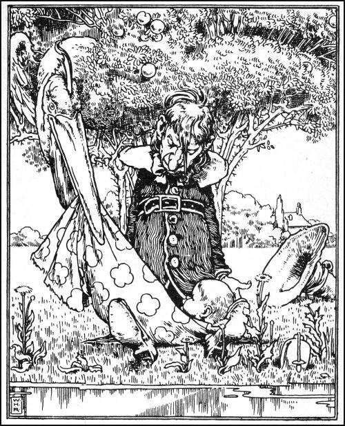 Иллюстратор и карикатурист William Heath Robinson (123 работ)
