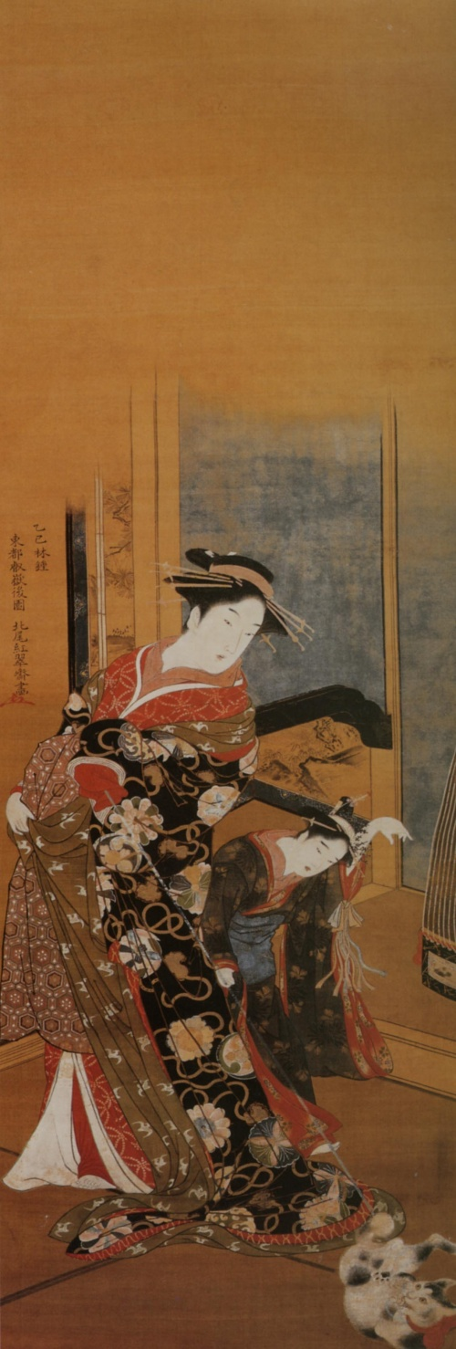 The Woman In The Traditional Painting Of Japan (1101-1804) (136 работ)