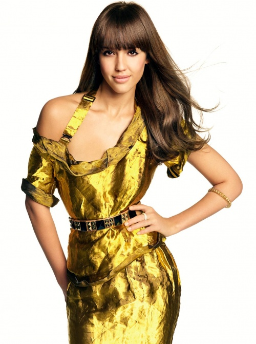 Jessica Alba - Carter Smith Photoshoot 2009 (10 фото)