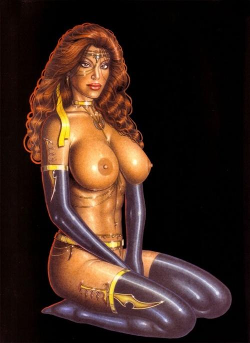 Коллекция ART Fantastix (4 часть)