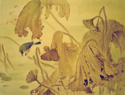 Живопись и графика Китая. Коллекция (1381 работ) (1 часть)