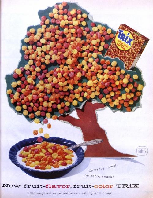 Журнальная реклама: пища-13 (23 фото) (1 часть)