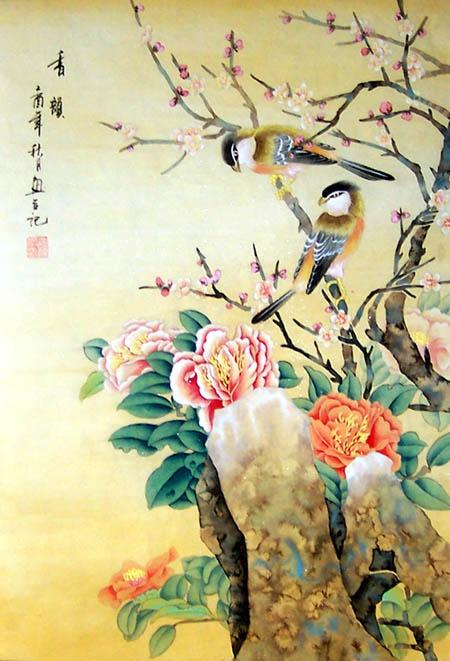 Живопись и графика Китая. Коллекция (661 работ) (6 часть)
