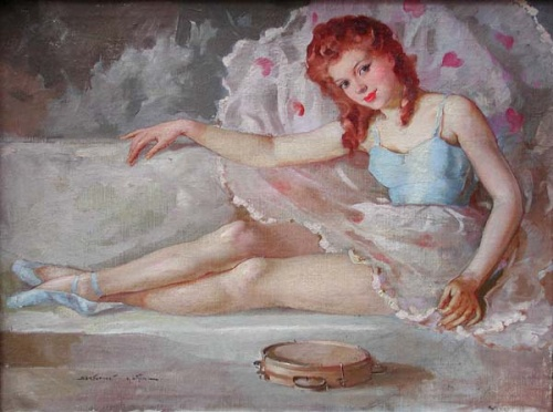 Художница Maria Szantho (54 работ)