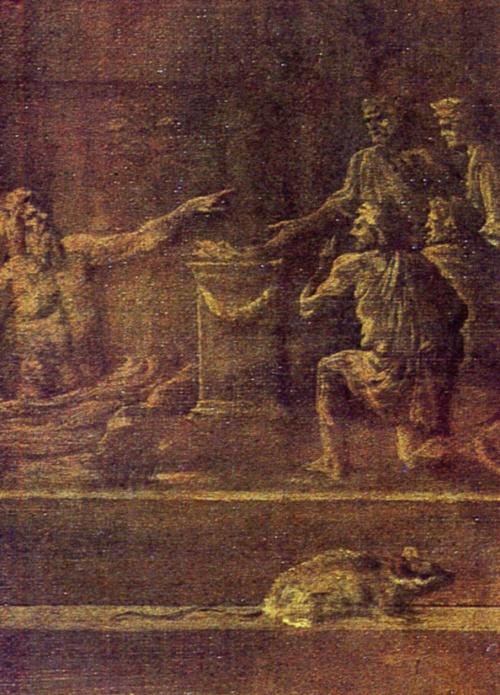 Николя Пуссен | XVIIe | Nicolas Poussin (107 работ) (1 часть)